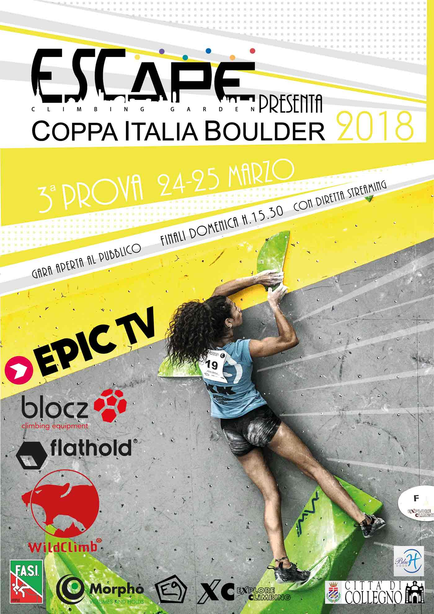 escape coppa italia