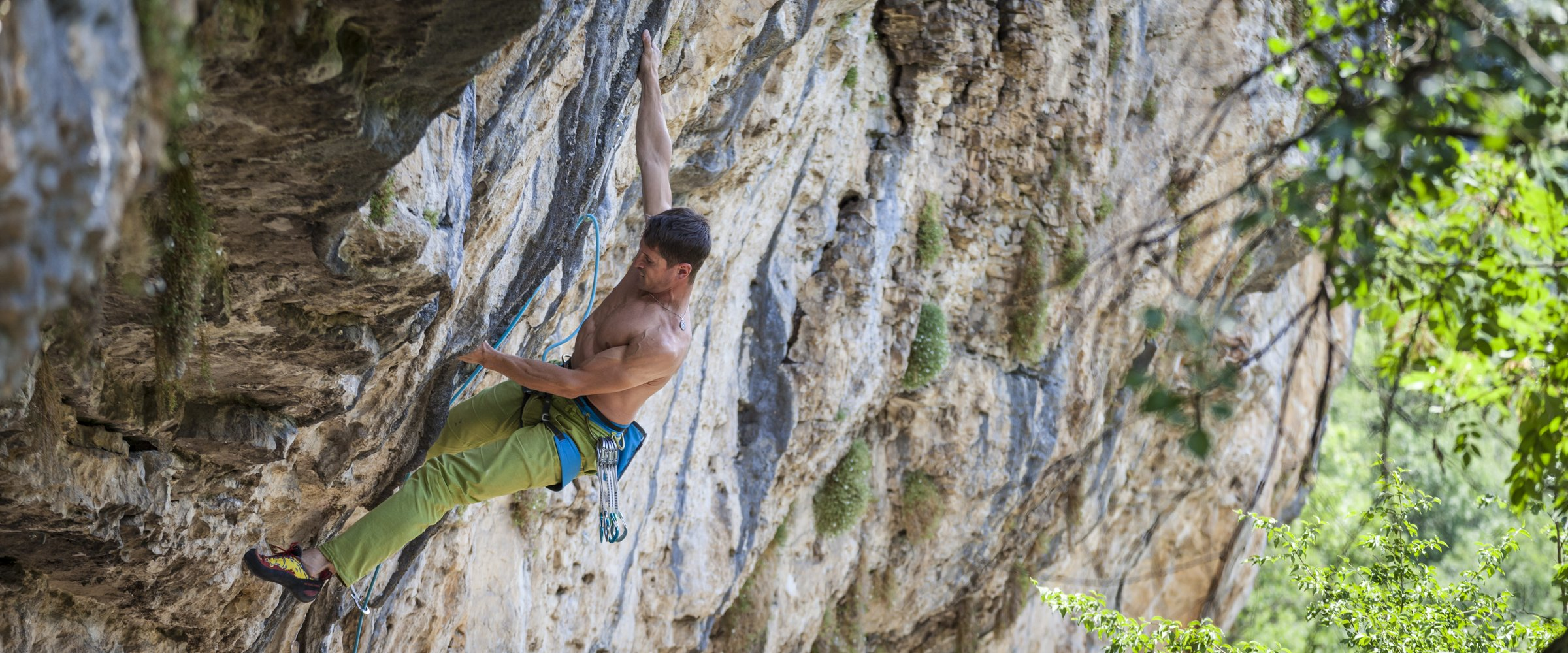 Claudio Migliorini for WildClimb