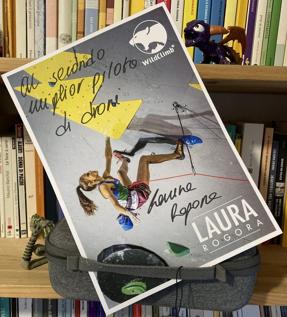 Poster Laura Rogora